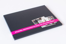 Ontwerp mailing kerstpakketten Stylinde Horeca en Interieur